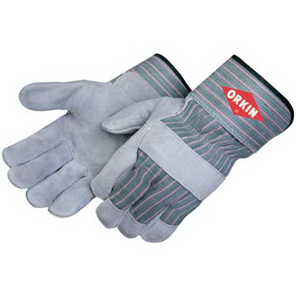 Personalized Full feature standard leather work gloves