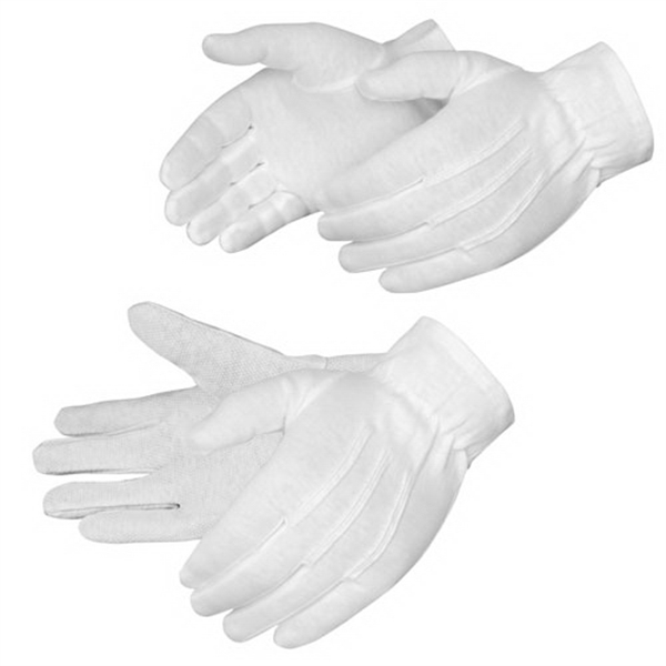 Personalized Formal white dress gloves