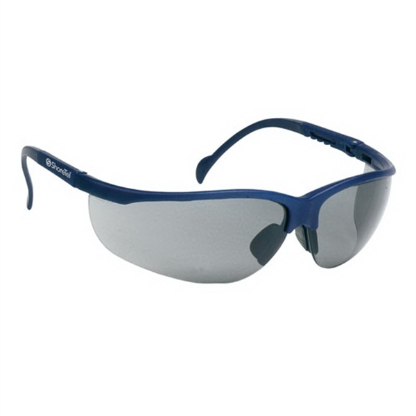 Printed Wrap-around safety glasses