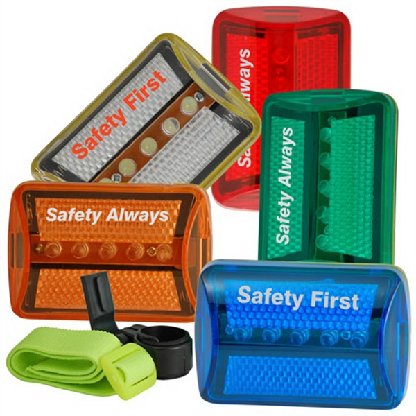 Printed 7 Function Safety Flasher