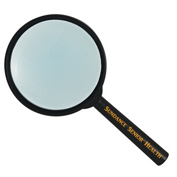 Promotional 2.25x Hand Held Magnifier