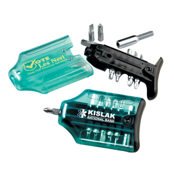 Personalized Pocket Screwdriver Tool Set
