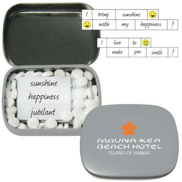 Personalized Encourage Mints