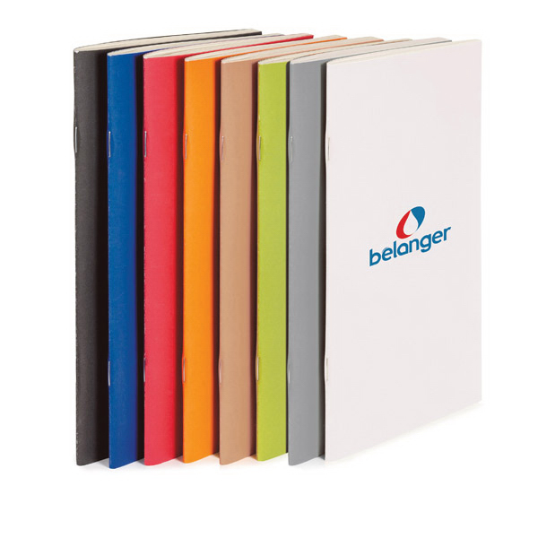 Personalized Single Meeting Eco Notebook