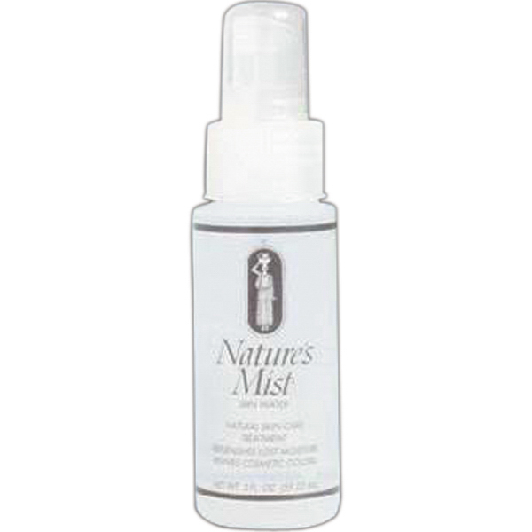 Imprinted Facial spray, Nature's Mist - Skin Water 2.0 oz
