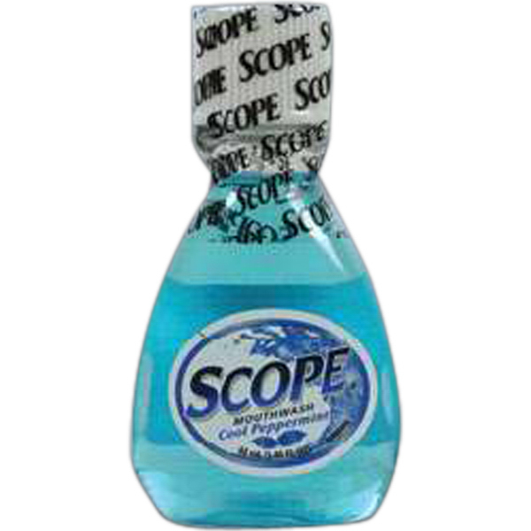 Printed Mouthwash, Scope bottle (1.5 oz)