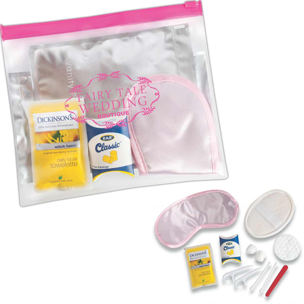 Promotional Princess For a Day spa kit