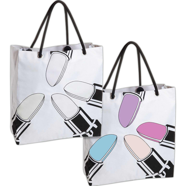 Personalized Custom UV activated tote