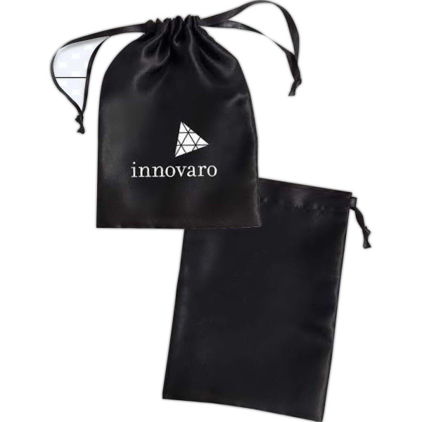 Promotional Satin amenity pouch
