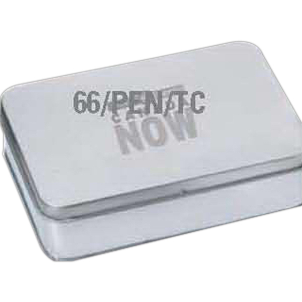 Promotional Rectangle Gift Tin