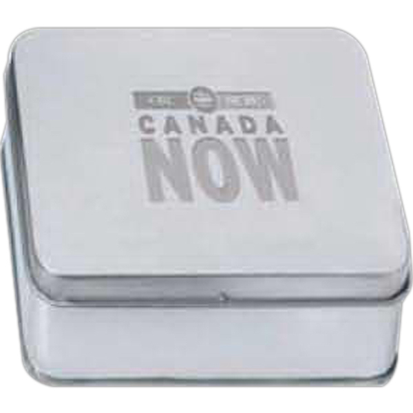 Promotional Extra Large Matte Gift Tin