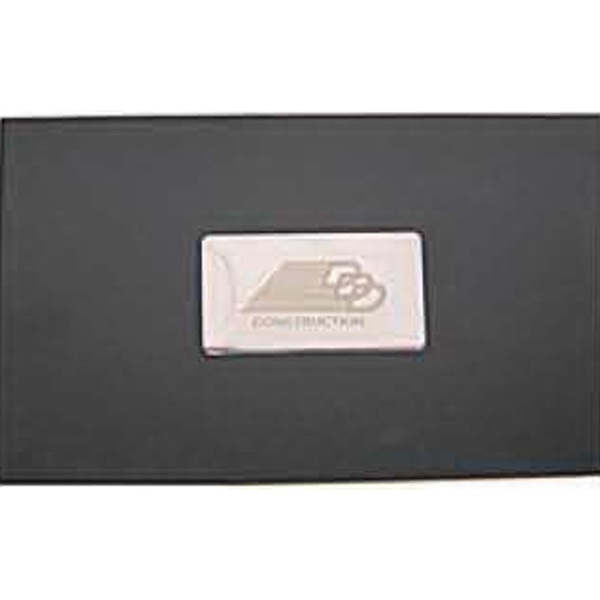Promotional Black Wood Gift Box (Double)