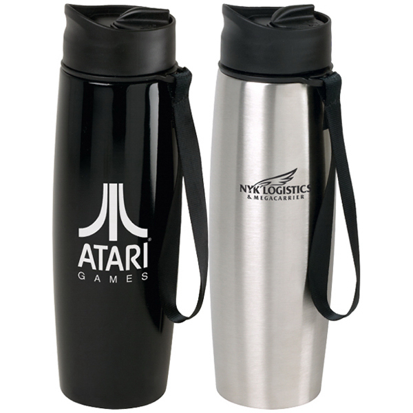 Imprinted 16 oz Companion Vacuum Travel Tumbler