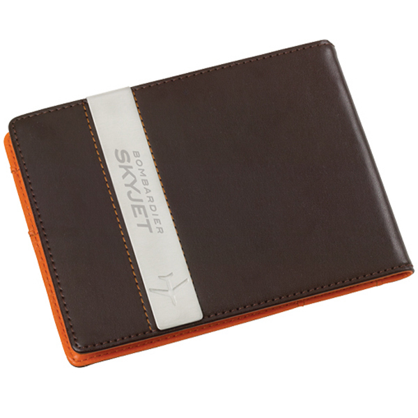 Customized Mission Passport Wallet