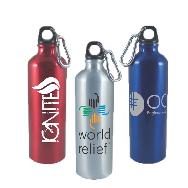 Customized 25 oz. Aluminum Bottle