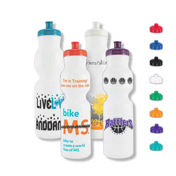 Imprinted 28 oz. Bike Bottle