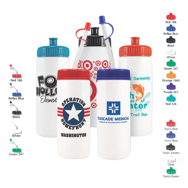 Promotional 16 oz Sports Bottle