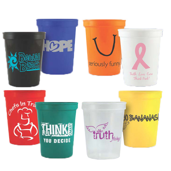 Personalized 16 oz Classic Stadium Cup