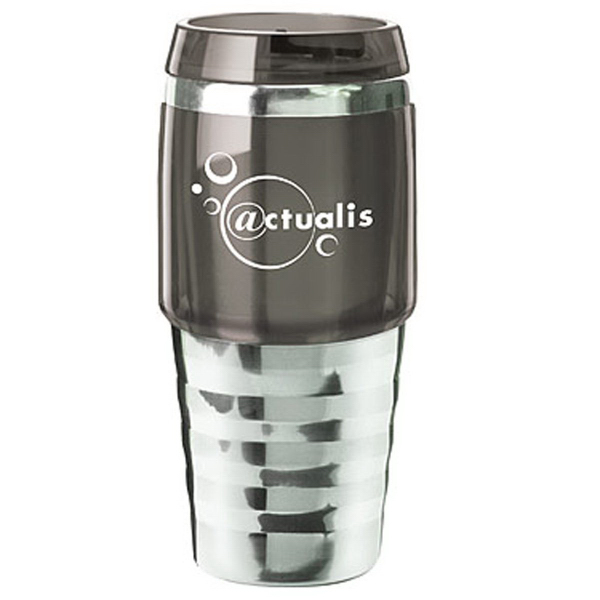 Customized VisionSteel Contour Travel Tumbler