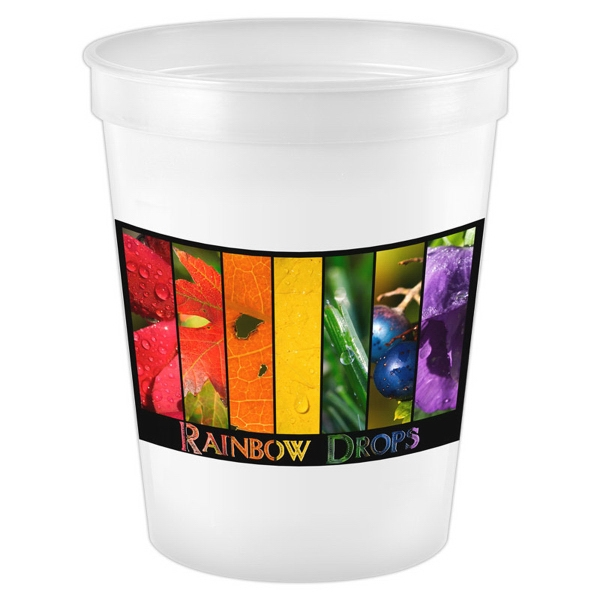 Personalized 16 oz Stadium Cup