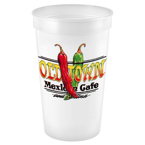 Personalized 20 oz Stadium Cup