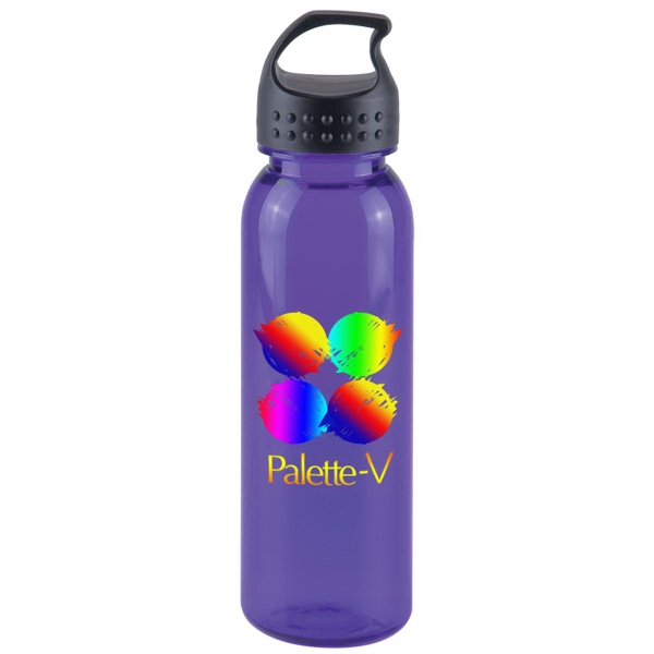 Personalized 24 oz. Tritan (TM) Trekker Bottle
