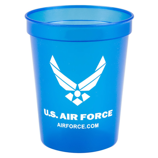 Promotional 16 oz. Translucent Stadium Cup