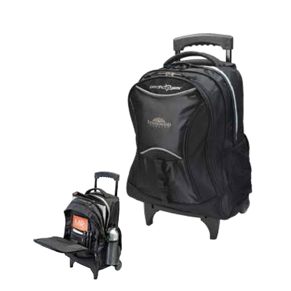 Personalized Aerolite Rolling Backpack