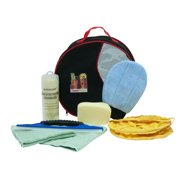 Custom Exterior Car Cleaning Kit