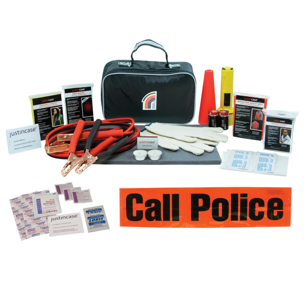 Printed Auto Safety Kit
