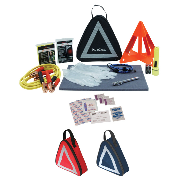 Custom Triangle Safety Kit