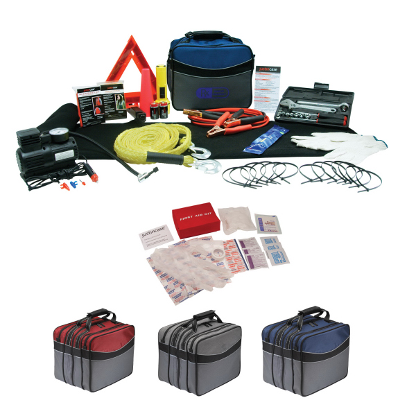Imprinted Roadside Safety Kit