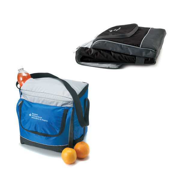 Promotional 24 Can Collapsible Cooler Bag