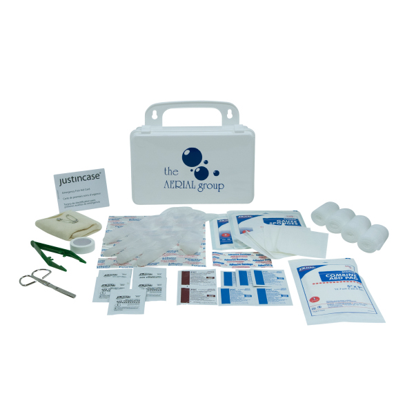Imprinted Essential First Aid Kit
