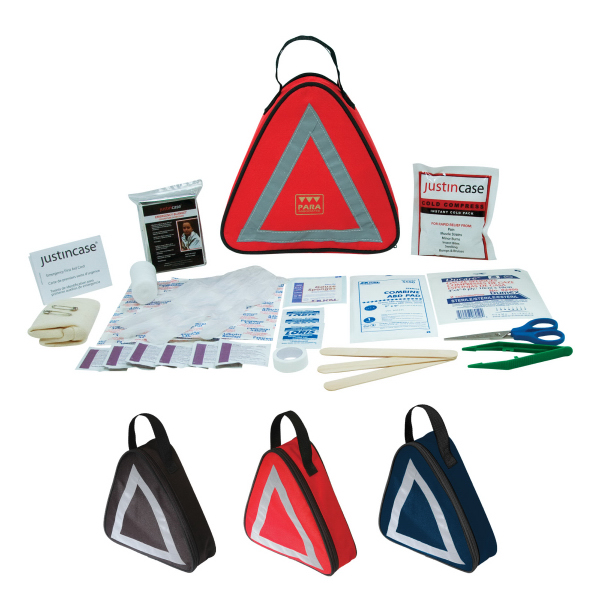 Personalized Triangular First Aid Kit