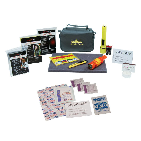 Customized Survival First Aid Kit