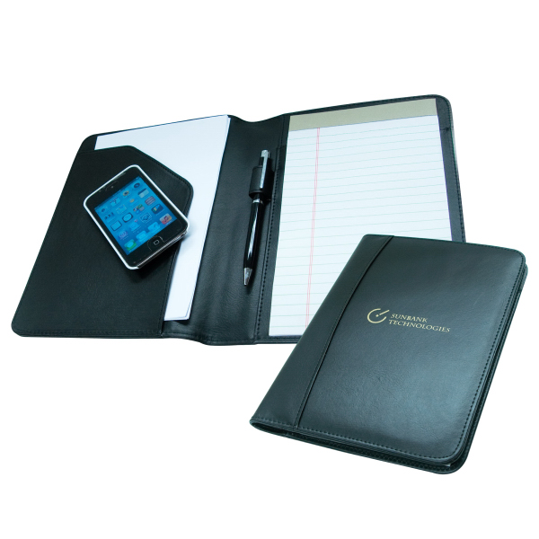 Imprinted Junior Padfolio