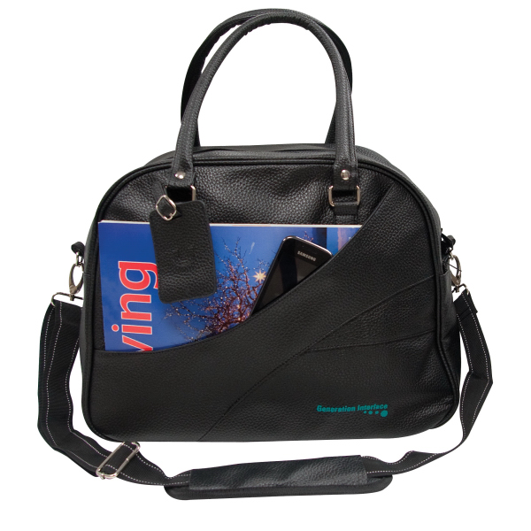 Personalized UZZI Gym / Yoga Duffle Bag