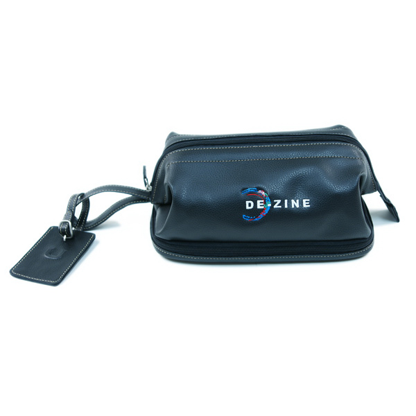 Imprinted UZZI Toiletry Bag