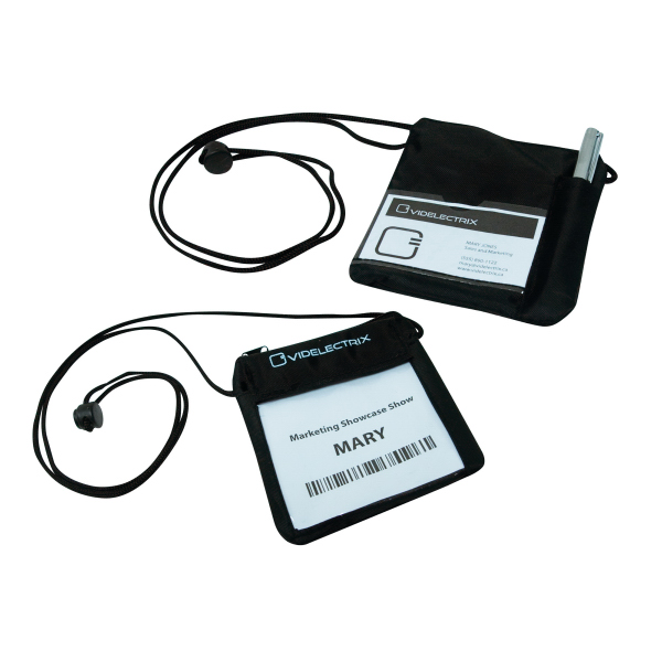 Printed Identification Holder