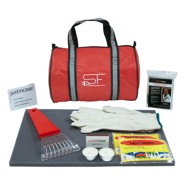 Promotional Mini Winter Duffel Kit