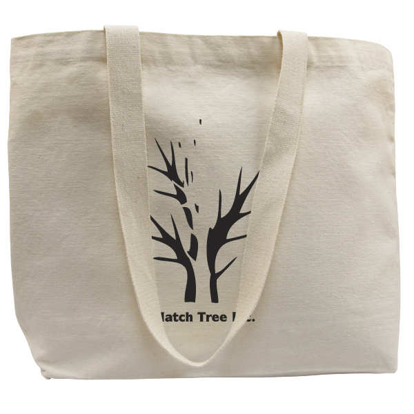 Promotional 100% Organic Cotton Tote Bag