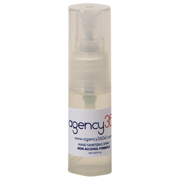 Personalized Antibacterial spray