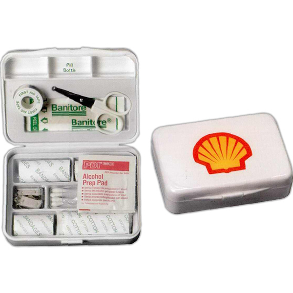 Imprinted First Aid Kit