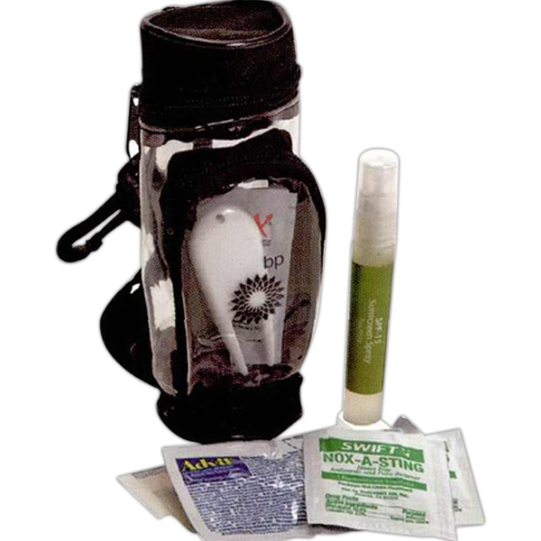 Customized Golf Survival Pack