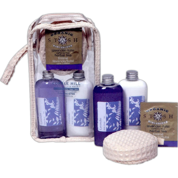 Custom Lavender Spa Moments