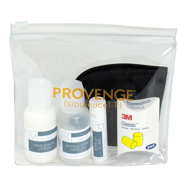 Promotional Patient comfort kit