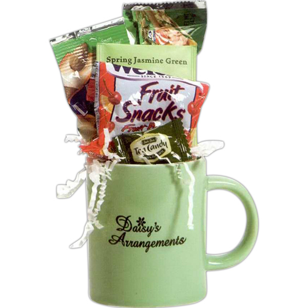 Custom Healthy Snack Attack Mug