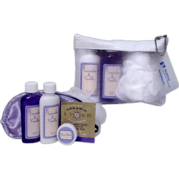 Promotional Lavender Spa Set