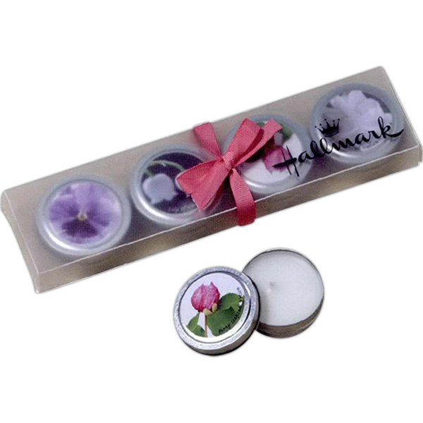 Promotional Spring Candle Set
